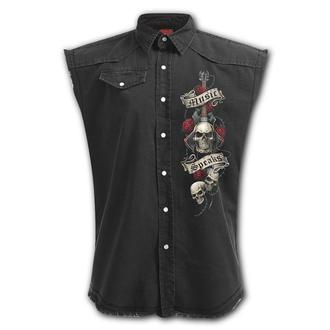 Men's sleeveless shirt/ vest SPIRAL - UNSPOKEN, SPIRAL