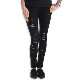 Women's pants (jeans) PUNK RAVE - Destroyer, PUNK RAVE