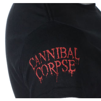 t-shirt metal women's Cannibal Corpse - FOETUS BLOOD SPLATTER - PLASTIC HEAD, PLASTIC HEAD, Cannibal Corpse