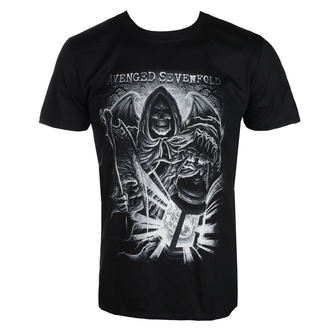 t-shirt metal men's Avenged Sevenfold - REAPER LANTERN - PLASTIC HEAD, PLASTIC HEAD, Avenged Sevenfold