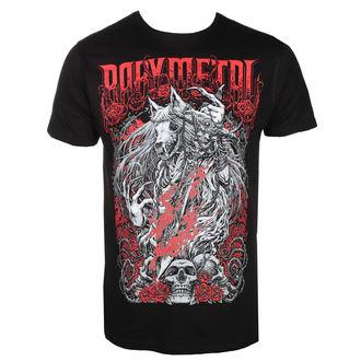 t-shirt metal men's Babymetal - ROSEWOLF - PLASTIC HEAD, PLASTIC HEAD, Babymetal