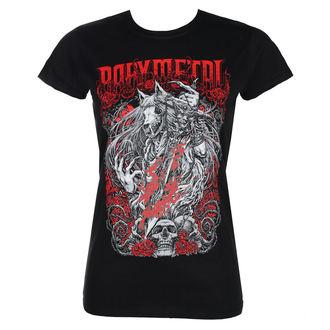 t-shirt metal women's Babymetal - ROSEWOLF - PLASTIC HEAD, PLASTIC HEAD, Babymetal