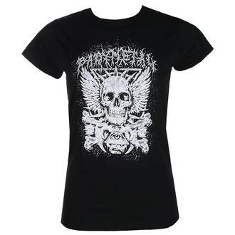 t-shirt metal women's Babymetal - CROSSBONE - PLASTIC HEAD, PLASTIC HEAD, Babymetal