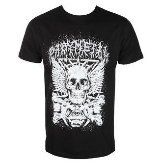 t-shirt metal men's Babymetal - CROSSBONE - PLASTIC HEAD, PLASTIC HEAD, Babymetal