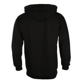 hoodie men's Nine Inch Nails - CLASSIC WHITE LOGO - PLASTIC HEAD, PLASTIC HEAD, Nine Inch Nails