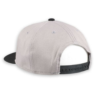 Cap Malignant Tumour - The Metallist - Grey / Black