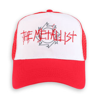 cap Malignant Tumour - The Metallist - Red / White
