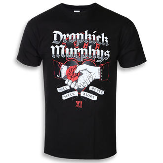 t-shirt metal men's Dropkick Murphys - Handshake - KINGS ROAD, KINGS ROAD, Dropkick Murphys