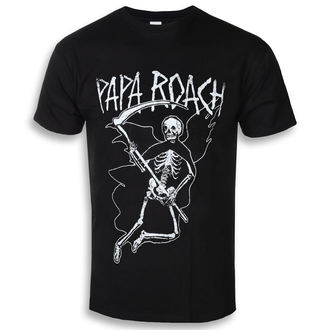 t-shirt metal men's Papa Roach - Haunted Reaper - KINGS ROAD, KINGS ROAD, Papa Roach