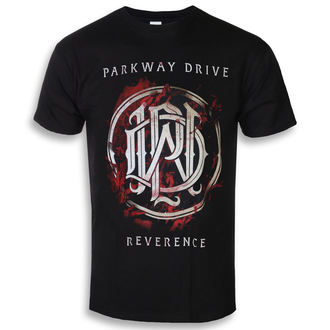 t-shirt metal men's Parkway Drive - Rev. Monogram - KINGS ROAD - 20118950