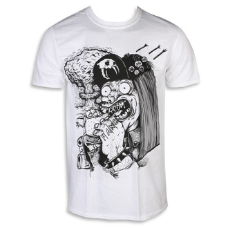 t-shirt metal men's Red Fang - Burger - KINGS ROAD, KINGS ROAD, Red Fang