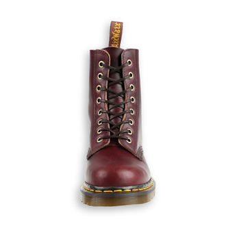 leather boots men's - 8 dírkové - Dr. Martens, Dr. Martens