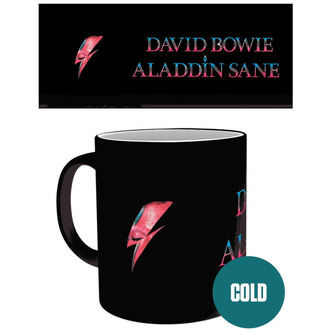 Mug with THERMOFOIL David Bowie - GB posters, GB posters, David Bowie