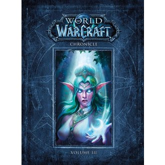 Book World of Warcraft - Chronicle Volume 3, NNM