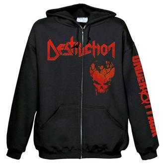 hoodie men's Destruction - Under attack - NUCLEAR BLAST, NUCLEAR BLAST, Destruction
