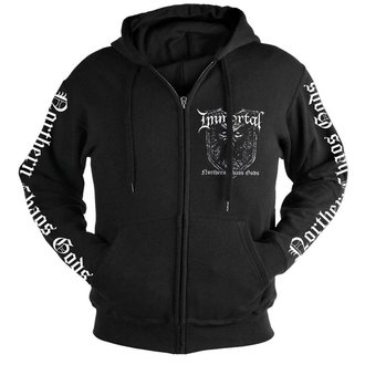 hoodie men's Immortal - Northern chaos gods - NUCLEAR BLAST - 27190_HZ