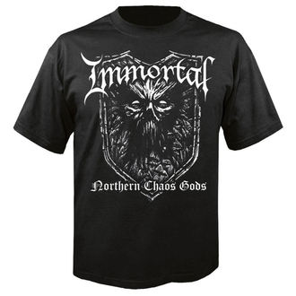 t-shirt metal men's Immortal - Northern chaos gods - NUCLEAR BLAST, NUCLEAR BLAST, Immortal