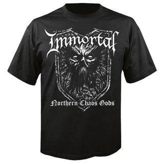 Metal T-Shirt men's Immortal - Northern chaos gods - NUCLEAR BLAST - 27191_TS