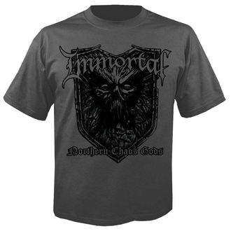 t-shirt metal men's Immortal - Chaos GREY - NUCLEAR BLAST, NUCLEAR BLAST, Immortal