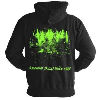 hoodie men's Overkill - Krushing skulls - NUCLEAR BLAST, NUCLEAR BLAST, Overkill