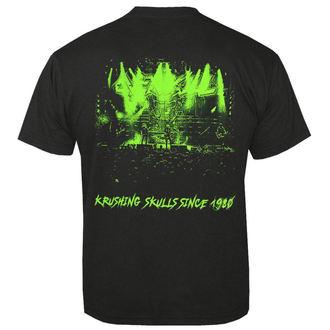 t-shirt metal men's Overkill - Krushing skulls - NUCLEAR BLAST, NUCLEAR BLAST, Overkill