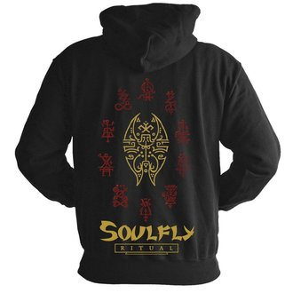 hoodie men's Soulfly - Ritual - NUCLEAR BLAST, NUCLEAR BLAST, Soulfly