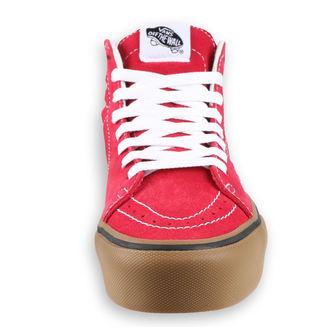high sneakers unisex - UA SK8-Hi Platform 2 (GUM) SCOOTE - VANS, VANS