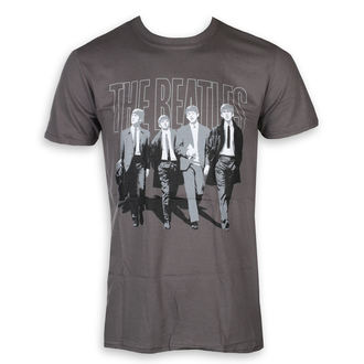 t-shirt metal men's Beatles - Walking In London - ROCK OFF, ROCK OFF, Beatles