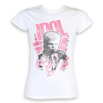 t-shirt metal women's Billy Idol - Rebel Yell - ROCK OFF, ROCK OFF, Billy Idol