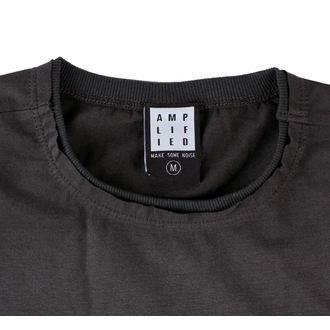 t-shirt metal men's Pink Floyd - Roger Waters - AMPLIFIED, AMPLIFIED, Pink Floyd