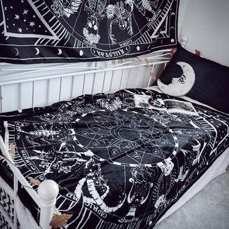 Flag KILLSTAR - Zodiac - BLACK, KILLSTAR