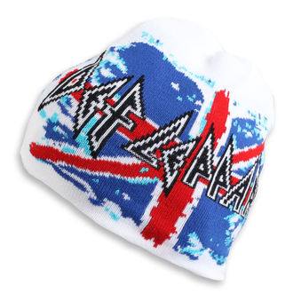Beanie Def Leppard - Union Jack´s - LOW FREQUENCY, LOW FREQUENCY, Def Leppard