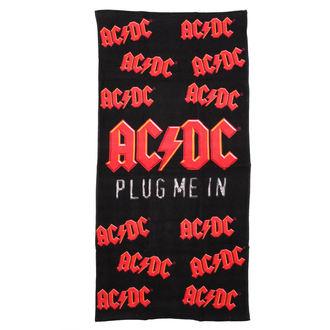 Towel (bath towel) AC / DC, NNM, AC-DC