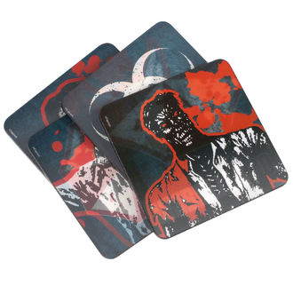 Coasters RESIDENT EVIL, NNM