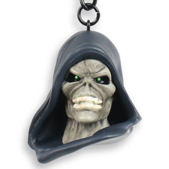Key ring (pendant) Iron Maiden - Legacy of the Beast - Reaper Eddie, NNM, Iron Maiden