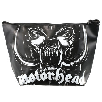 Toiletry bag Motörhead - URBAN CLASSICS - black, NNM, Motörhead