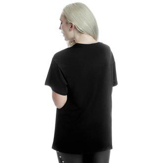 t-shirt women KILLSTAR - Handshake Relaxed - BLACK, KILLSTAR
