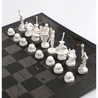 Chess Nightmare before Christmas - Collector's Set 25 Years, NIGHTMARE BEFORE CHRISTMAS