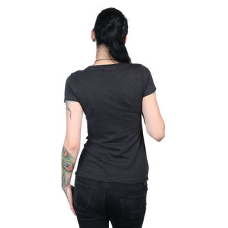 t-shirt street women's - HELMET SCOOP - METAL MULISHA, METAL MULISHA
