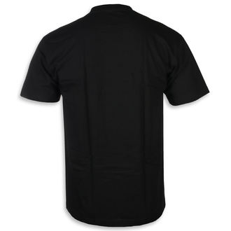 t-shirt street men's - TROOPER BLK - METAL MULISHA, METAL MULISHA