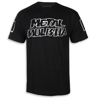 t-shirt street men's - SQUAD BLK - METAL MULISHA, METAL MULISHA