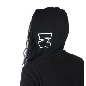 hoodie women's - SQUAD PO BLK - METAL MULISHA