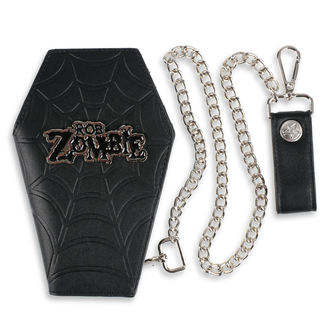 Wallet KILLSTAR - Rob Zombie - Lurker - BLACK, KILLSTAR, Rob Zombie
