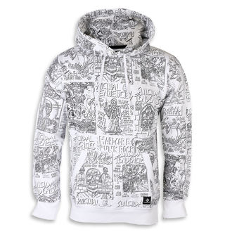 hoodie men's Suicidal Tendencies - Suicidal Tendencies - CONVERSE, CONVERSE, Suicidal Tendencies