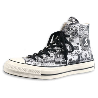 high sneakers unisex Suicidal Tendencies - CONVERSE, CONVERSE, Suicidal Tendencies