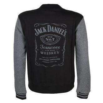 Women's (baseball) sweatshirt JACK DANIELS, JACK DANIELS