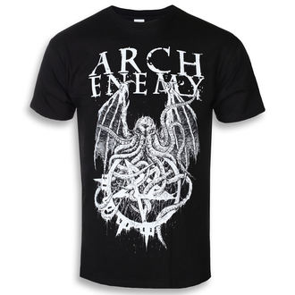 t-shirt metal men's Arch Enemy - CHTHULU Tour 2018 -, Arch Enemy