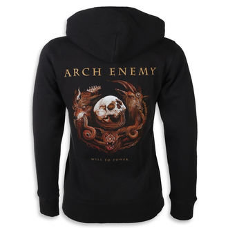 hoodie women's Arch Enemy - Will to Power -, Arch Enemy