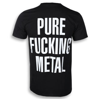 t-shirt metal men's Arch Enemy - Pure Fucking Metal -, Arch Enemy