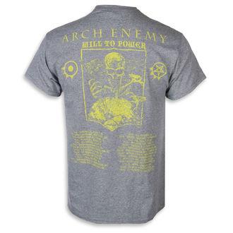 t-shirt metal men's Arch Enemy - Tour 2018 -, Arch Enemy